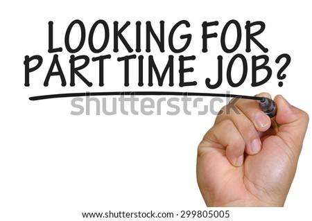 Part time jobs persuasive essay
