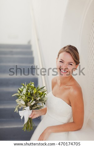 The happiness bride