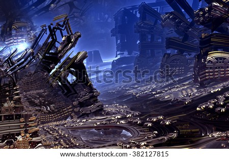 The heart of rock. - stock photo