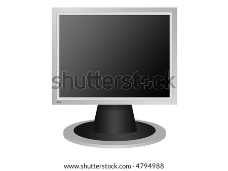 The high resolution of image LCD