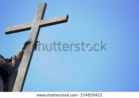 The Holy Cross - stock photo