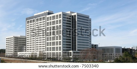 Home Depot World Headquarters Atlanta Georgia Stock Photo