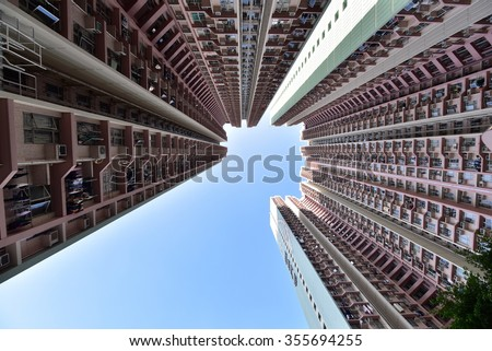 The Hong Kong Special Administrative Region has at least 7,792 high-rise buildings, with no fewer than 1,268 skyscrapers standing taller than 100 m and at least 308 buildings over 150 m in height