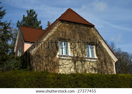 The house from Austria
