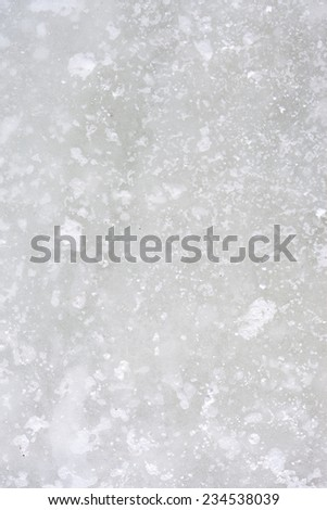 The Ice Background - stock photo
