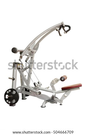 The image of a fitness equipment