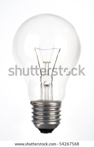 The incandescent light bulb, incandescent lamp or incandescent light globe is a source of electric light that works by incandescence, today at the end of its lifecycle