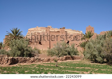 The Kasbah of A?t Benhaddou, Morocco