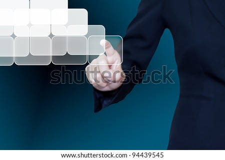 The key to a successful business. - stock photo