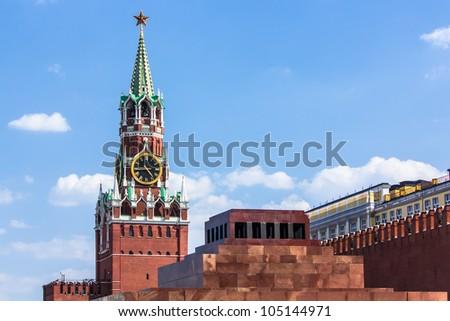 The Kremlin - stock photo
