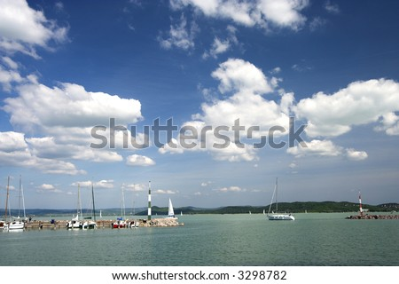 The lake balaton is the largest lake in middle-eastern europe. 4.