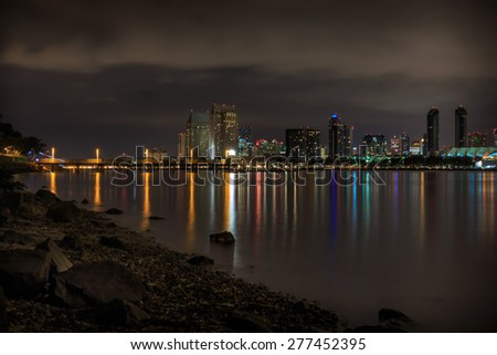 The Lights of San Diego