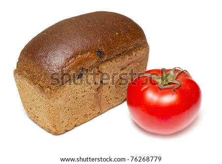 The loaf of bread