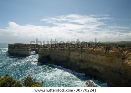 The london bridge - Great Ocean Road