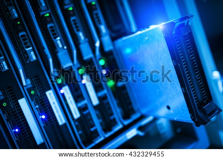 The main computer in a network. Acts as a control other computers connected to the same network computer handles the moderator. Any computer, using any device, any file or program.