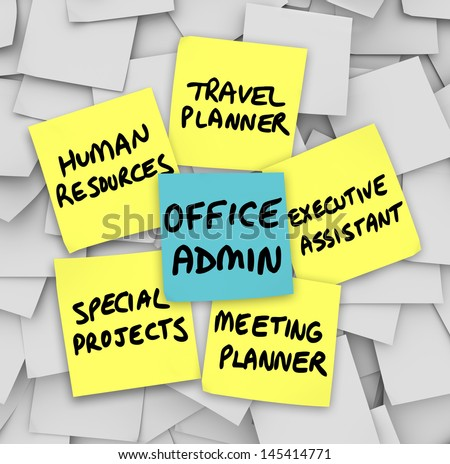 Office Admin Stock Images, Royalty-Free Images & Vectors ...