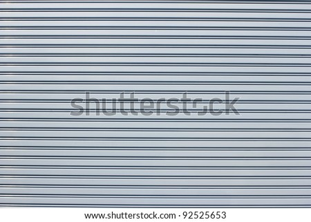 The metal has a straight line for the background. - stock photo