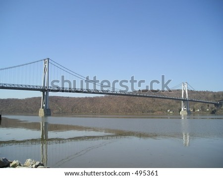 The Mid Hudson Bridge