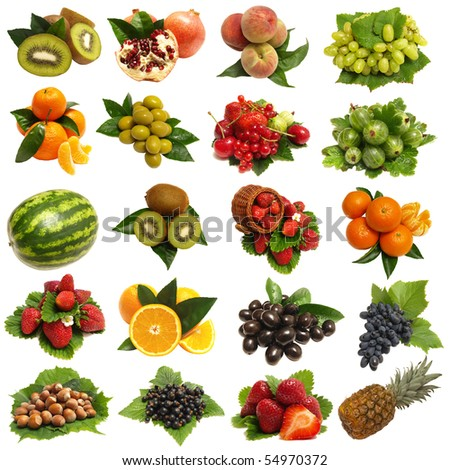 The most tasty fruit - stock photo