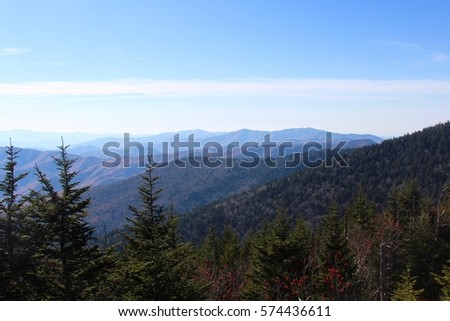 Great Smoky Mountains National Park Stock Images, Royalty-Free ...
