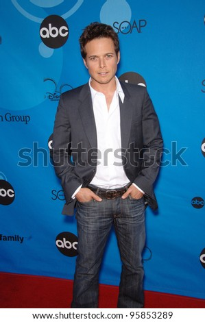The Nine star SCOTT WOLF at the Disney ABC TV All Star Party at Kidspace in Pasadena. July 19, 2006  Pasadena, CA  2006 Paul Smith / Featureflash