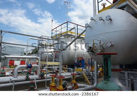 The oil-extracting equipment