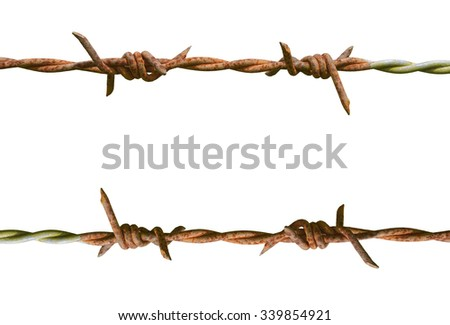 List of Synonyms and Antonyms of the Word: old barbed wire dates