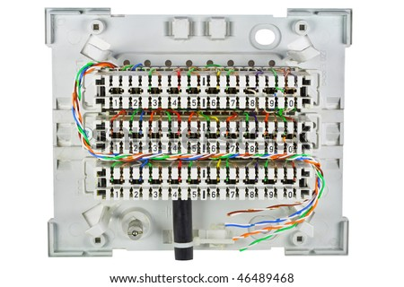 telephone wiring diagram junction box   installing phone jack    telephone wiring diagram telephone wiring drawing  w  moresave image  junction boxes stock photos royaltyfree images amp vectors