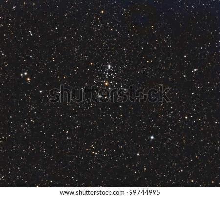 The Owl Cluster - stock photo