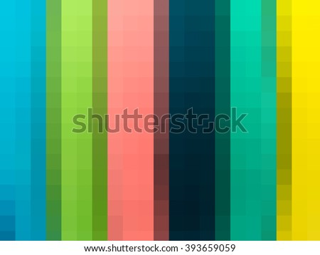 The pastel colorful chalk background filter mosaic