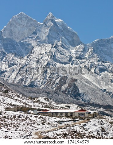 The peaks of the himalayas - Periche, Nepal