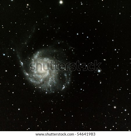 The Pinwheel Galaxy, M101