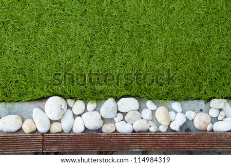 The Plastic Grass texture