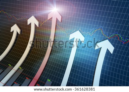 The rapid economic growth and the increase of economic growth and improving Rapid