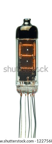 The real numtron filament tube indicator (9)
