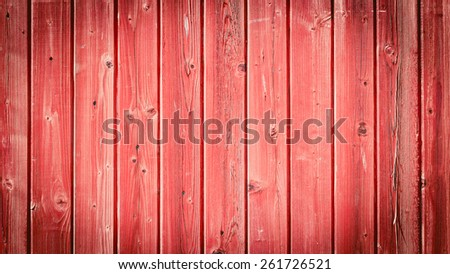 The red wood texture with natural patterns - stock photo