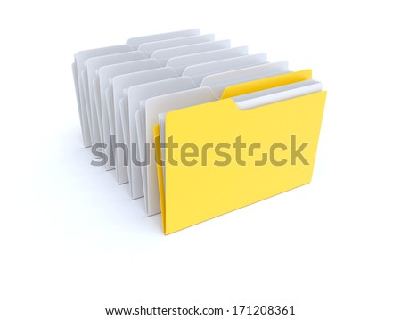The right folder