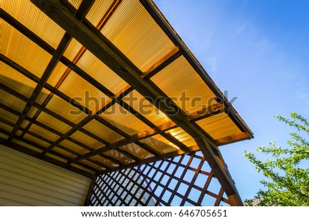 Polycarbonate Sheet Stock Images Royalty Free Images