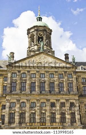 The Royal Palace, Amsterdam