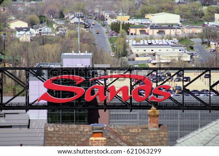 Sands casino bethlehem-shopping center