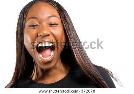 The Scream - stock photo