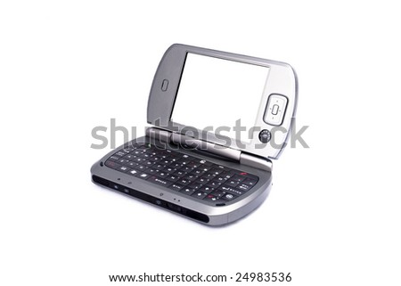 the screen alone for your convenience - stock photo