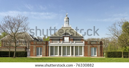 The Serpentine Gallery in London