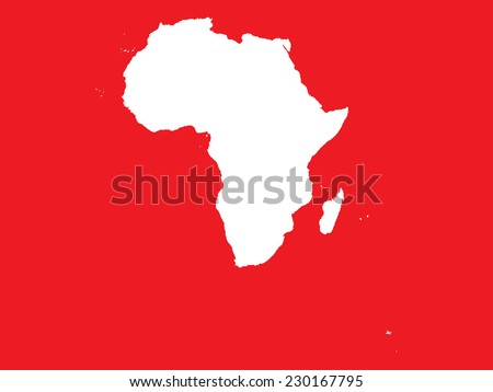 The Shape of the Continent of  Africa