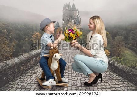 Fleur de lis Stock Vectors Royalty Free Fleur de lis