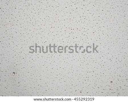 The soundproof wall, sound barrier, abstract background. - stock photo