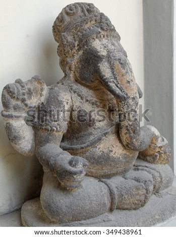 The Statue of Ganesha, 8th - 10th century