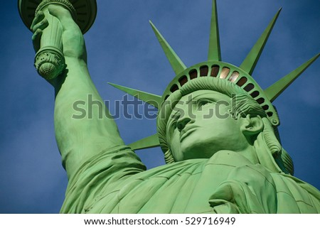 """an analysis of the symbol of liberty in united states The """"starspangled banner"""" is a song about the liberty bell and the statue  the french gave the statue of liberty to the united states as a symbol of friendship."""
