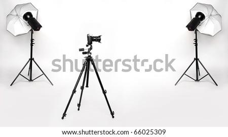 The Studio - stock photo
