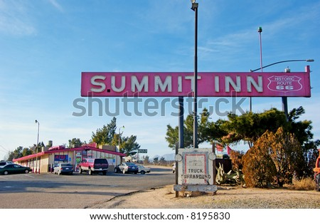 the summit inn on rout 66